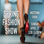 {Fashion Show} North Hills Debuts New Park with a Double Dose of Local Fashion