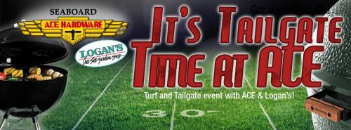 Turf n Tailgate at Seaboard Ace Hardware