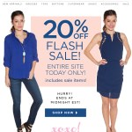 20% off at bevello