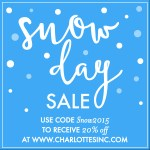 20% off at Charlotte's