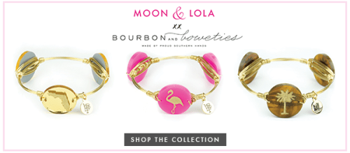 Moon & Lola teams up with Bourbon and Boweties
