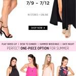 20% off dresses at bevello