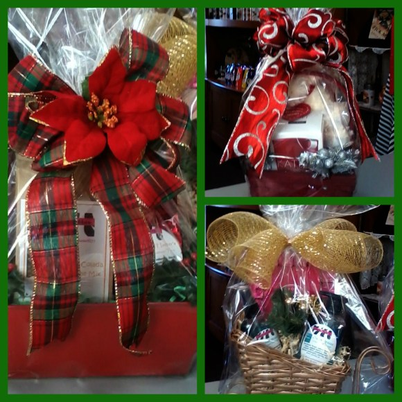 Gift sets at Mad Hatter in Fuquay-Varina