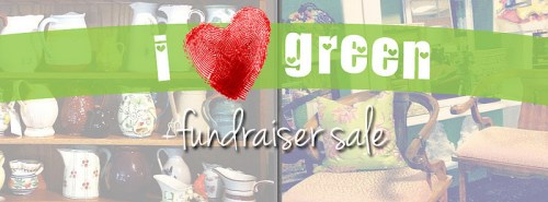 The Green Chair Project's Quarterly Fundraiser Sale is Back!