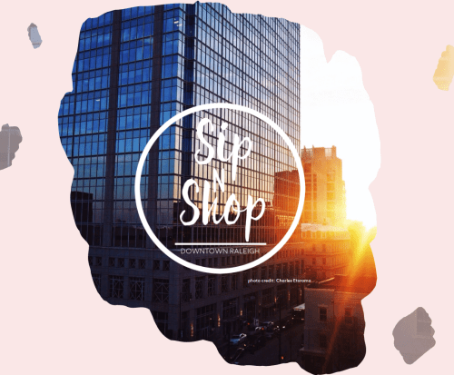 Sip N Shop in Downtown Raleigh on Wednesday, June 22