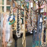 Accessories at Halie's boutique in Cary
