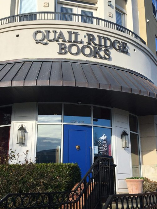 Quail Ridge Books now located at North Hills