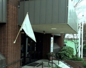 Raleigh Rescue Mission's White Flag Program