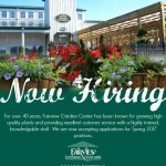 Fairview Garden Center hiring in Raleigh