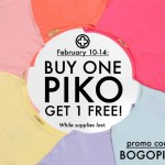 BOGO Piko tops at Madison