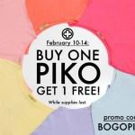 BOGO Piko tops at Madison