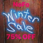 Enjoy up to 75% off at NoFo