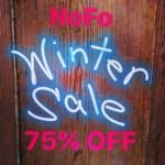 Enjoy up to 75% off at NoFo
