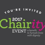 "The Green Chair Project's 2017 ""Chairity"" Event is coming!"