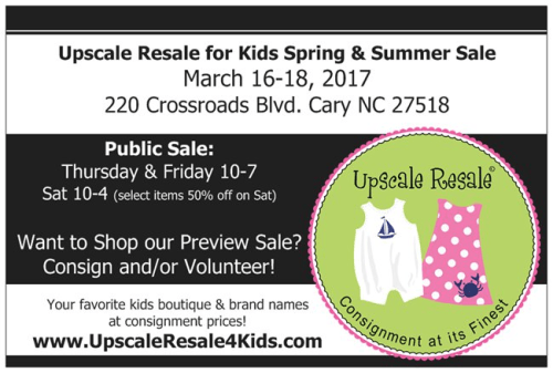 upscale resale Cary, NC