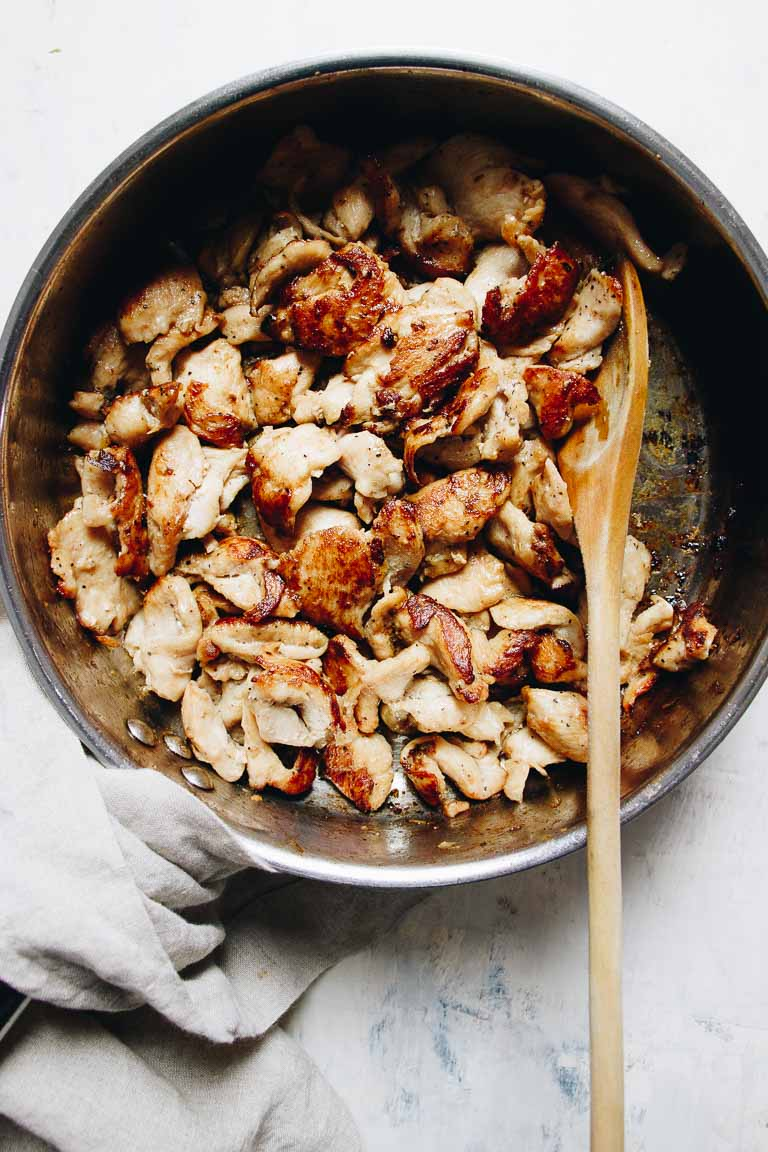 Chicken Zucchini Stir-Fry (Paleo, Whole30, Keto) | I Heart ...