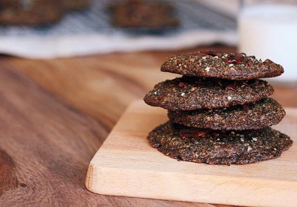 Paleo chocolate cookies