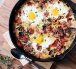 Creamy Paleo Grits. Paleo breakfast. Southern style breakfast. Whole30 breakfast.