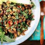 Thai Minced Chicken Herbal Salad