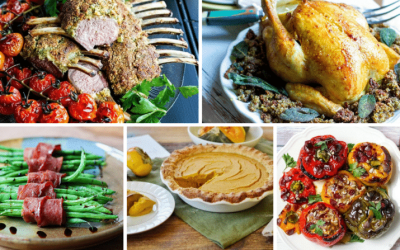 The Ultimate Paleo Holiday Recipes