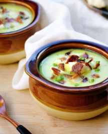 Delicious Paleo Cauliflower Yam Cream Chowder recipe