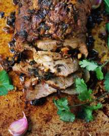 Tender pork roast recipe