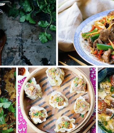 Paleo Chinese New Year Recipes. Paleo Chinese food. Paleo Asian food. Chinese New Years. I Heart Umami. IHeartUmami.com