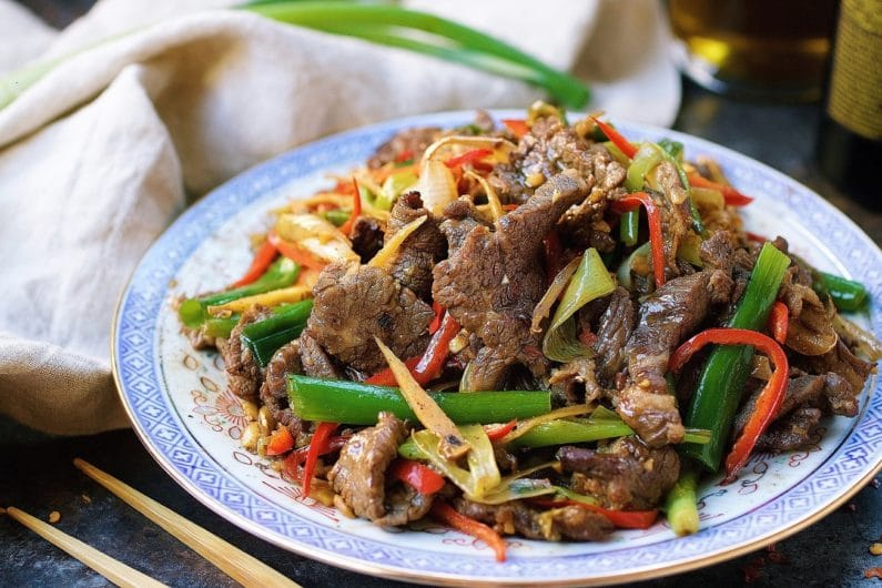 Paleo Mongolian Beef Recipe, Whole30 Mongolian beef also Keto friendly