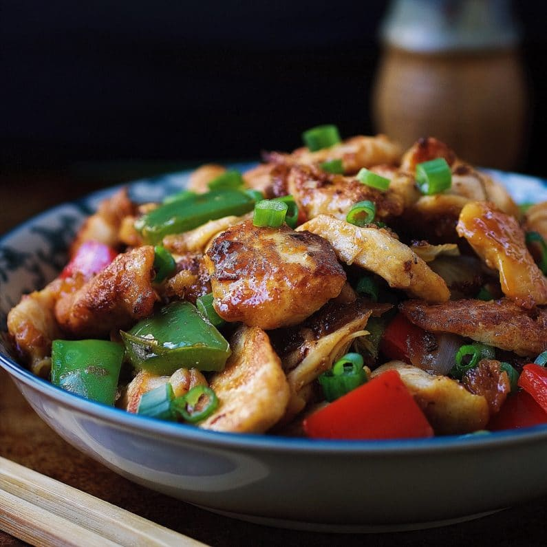 Paleo Sweet and Sour Chicken Recipe