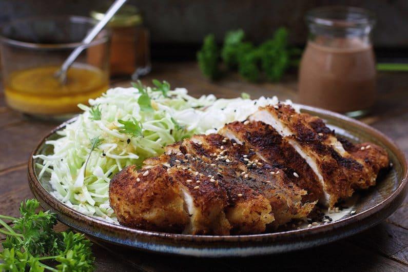 Paleo Chicken Katsu