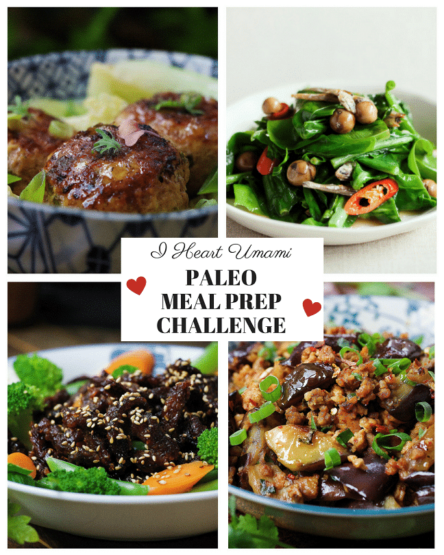 Join I Heart Umami Paleo Whole30 meal prep challenge. 2 weeks of completely done-for-you shopping lists, meal prep and serving day guide. Eat yum, get fit, come home to dinner (plus the next day's lunch) worry-free! Learn more by following the link ! Iheartumami.com