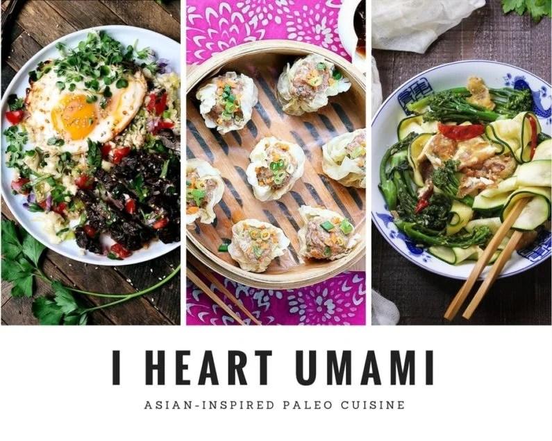 I Heart Umami Thank You Banner