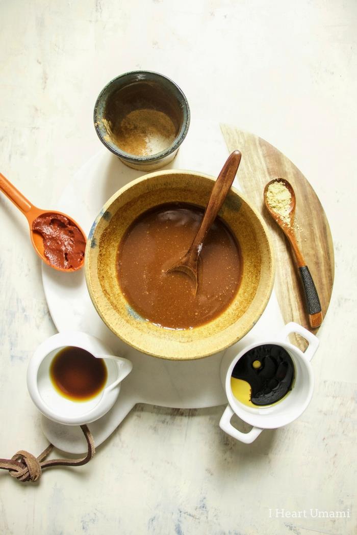 Paleo Worcestershire Sauce from I Heart Umami