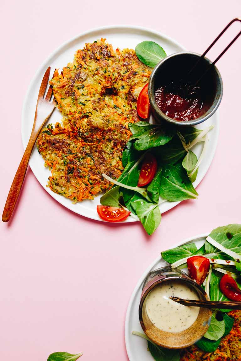 Whole30 Breakfast Hash Browns Recipe with No Eggs recipe from I Heart Umami.
