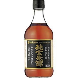 Japanese rice vinegar