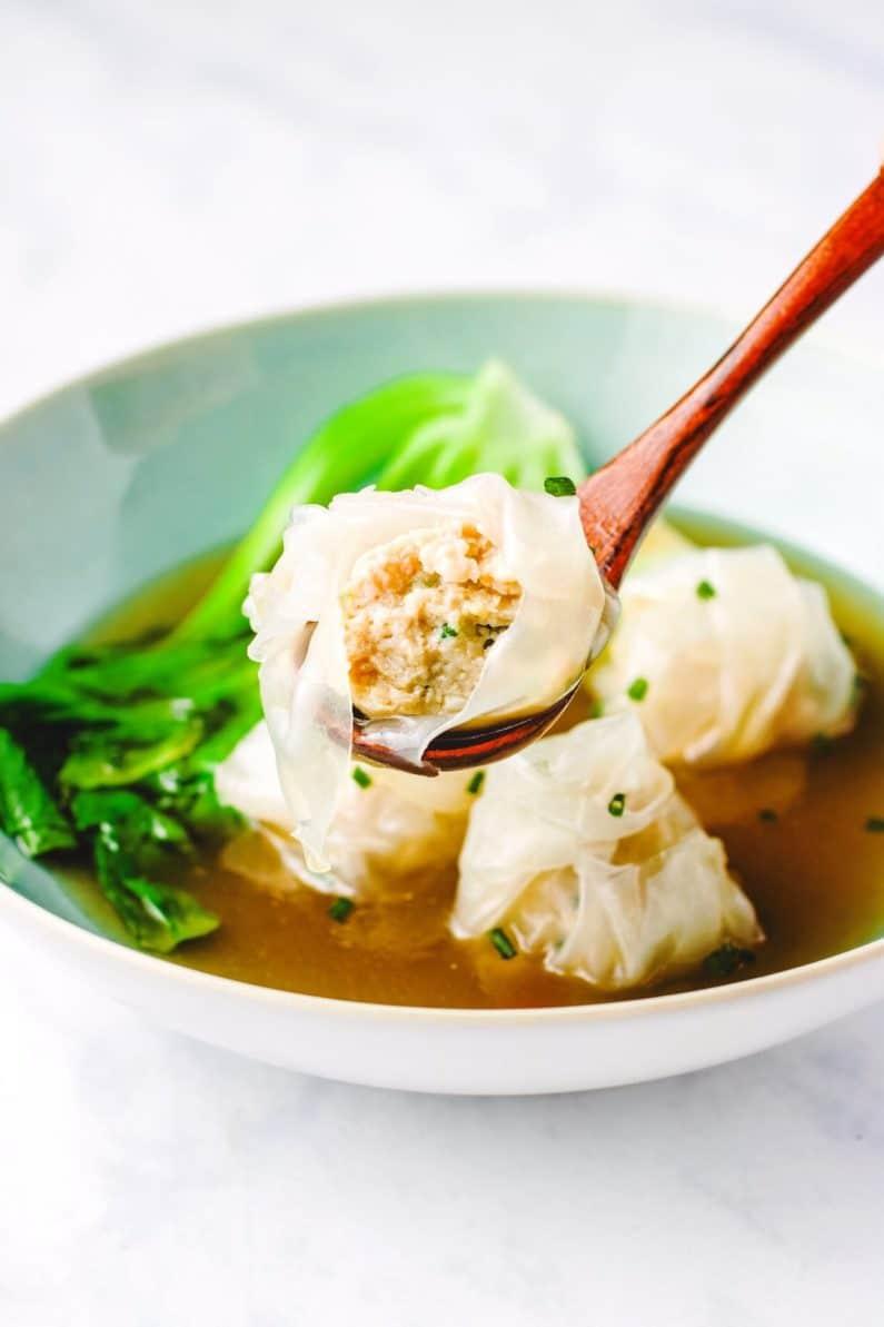 Wonton Soup Gluten-Free Recipe