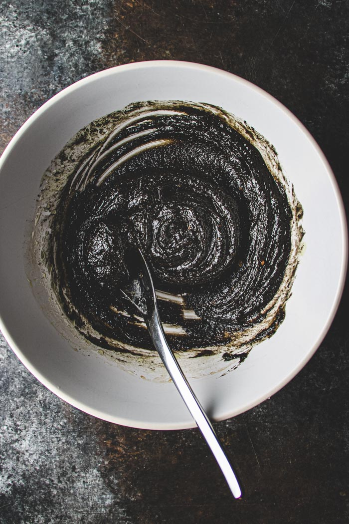 Black Sesame Tahini Paste I Heart Umami