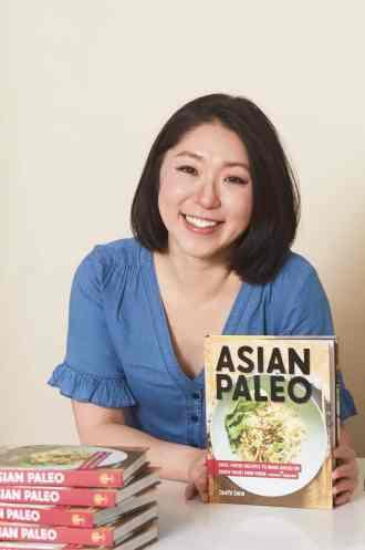 ChihYu Smith I Heart Umami Asian Paleo Author
