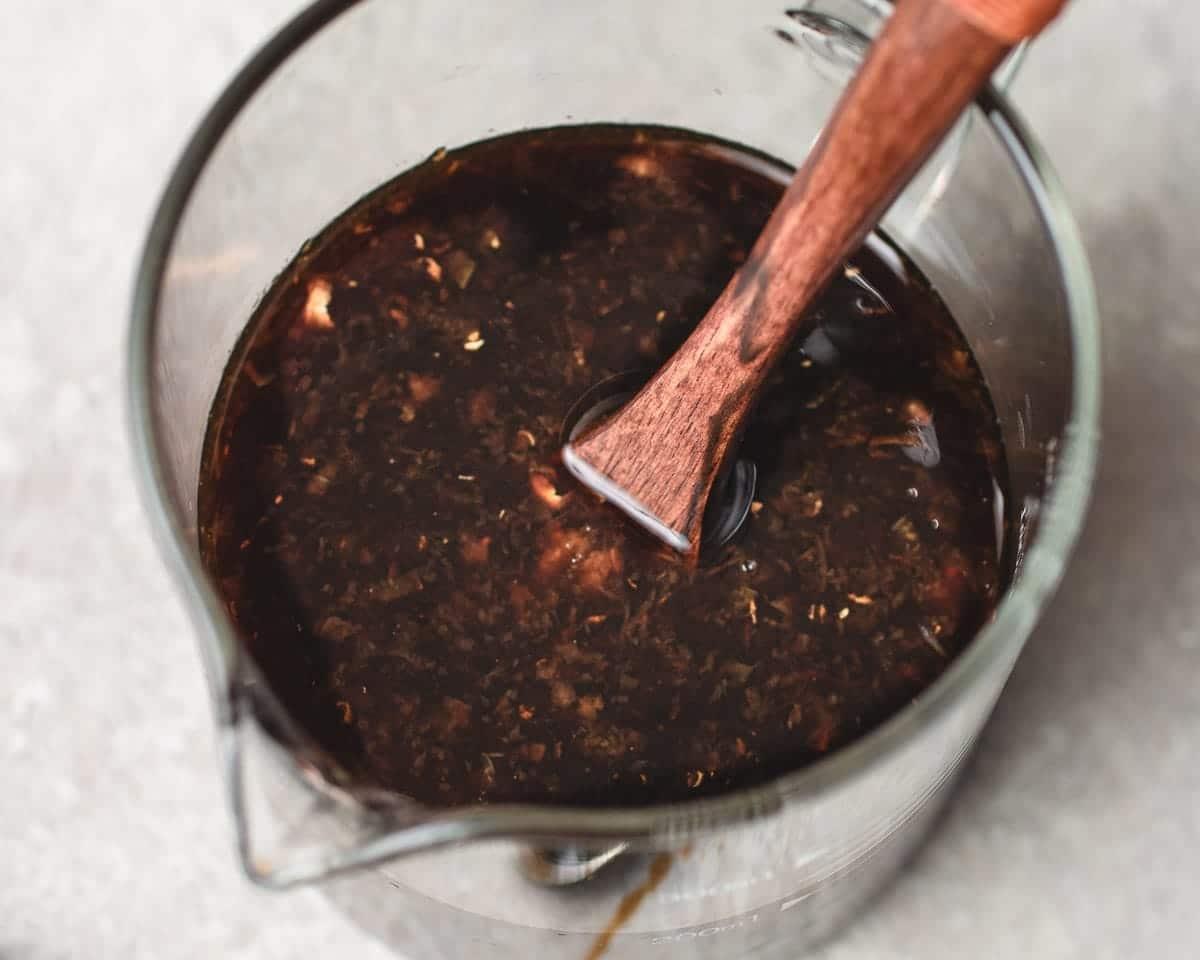 kahlua sweet teriyaki sauce keto diet