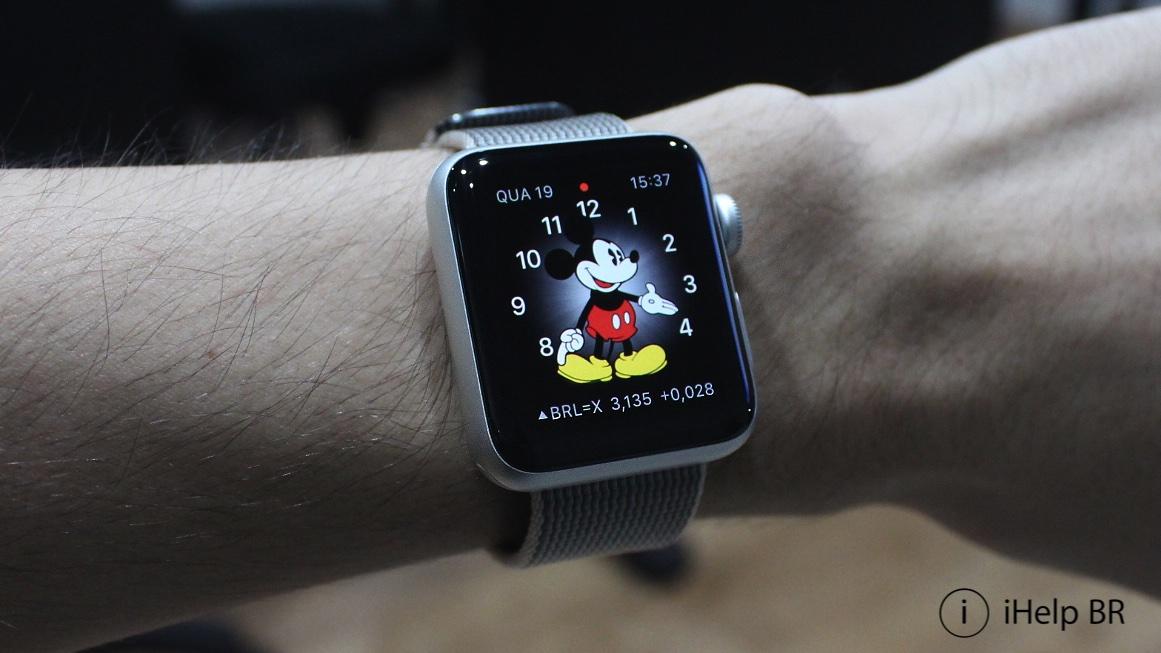 0289a441efb Review  quatro meses com um Apple Watch Series 2 — quem precisa de ...