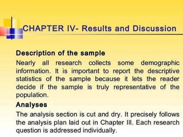 Results and discussions thesis proposal they also