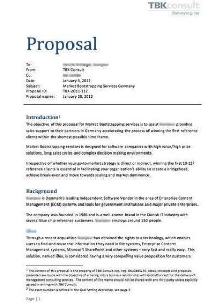 Sample on thesis proposal+project management consulting material- create html form