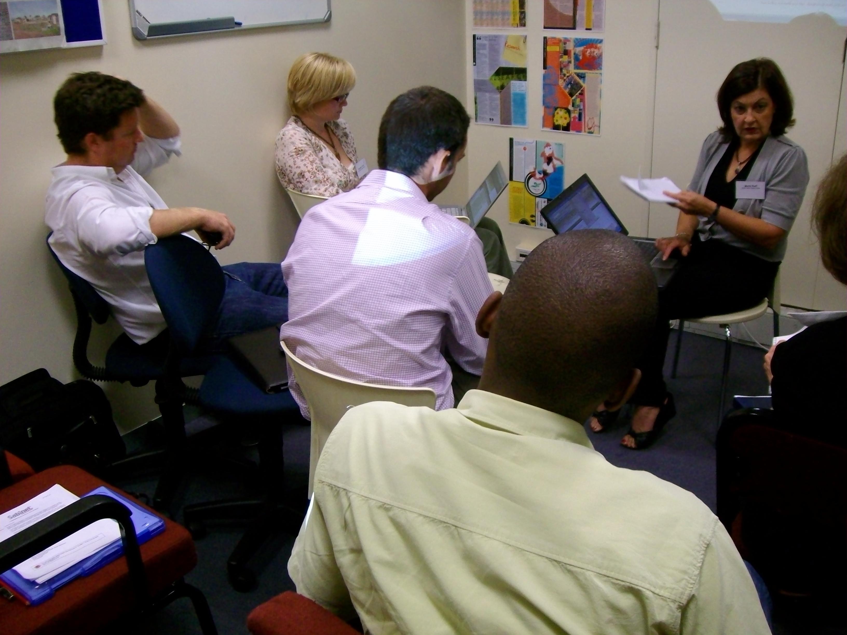 Participants at the 2nd iHeritage seminar