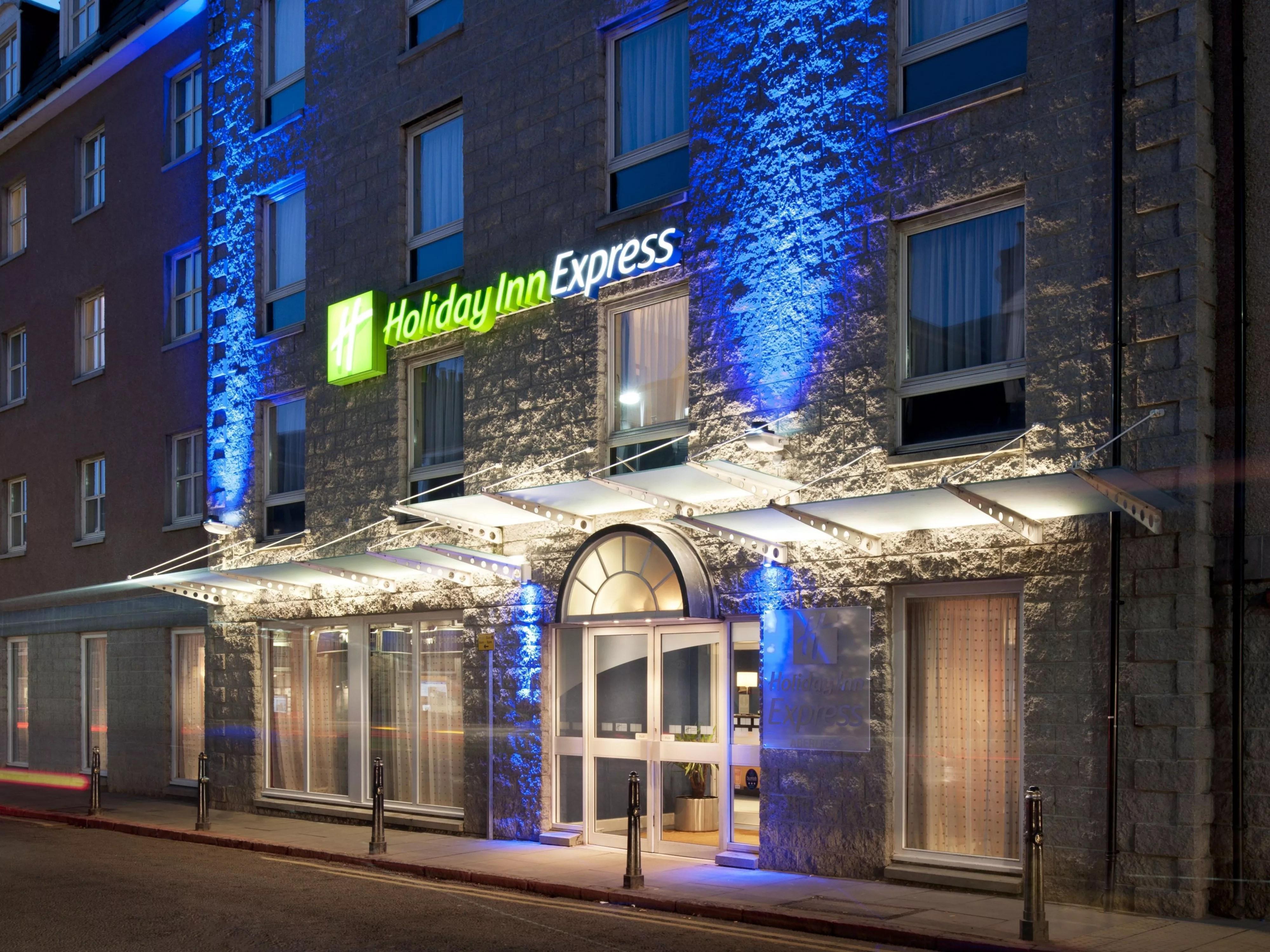 Central Hotel Holiday Inn Express Aberdeen City Centre