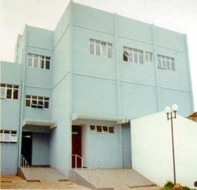 Nova sede do IHGG inaugurada em 1999