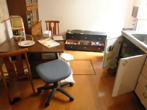 台所の片付け、水回りのおそうじもOK 生駒市の遺品整理ならトリプルエス
