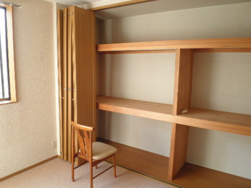 奈良県生駒市での不用品回収後の部屋の状態