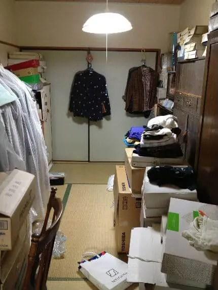 洋服部屋B1