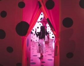 Syang In Yayoi Kusama Dots Obsession