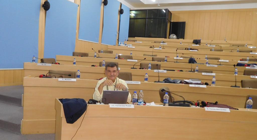 Dr. Fernández Rozas elegido miembro del IDI